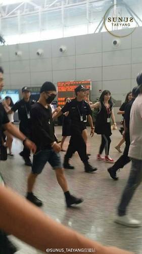 Guangzhou arrival by SUNUS 01