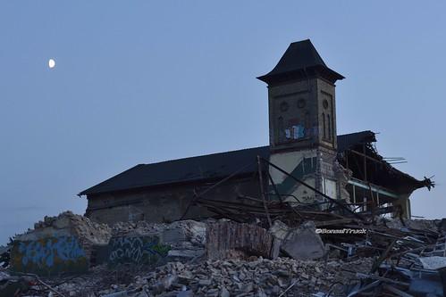 Lost Place > Spinnerei Franz Rolinck in Steinfurt