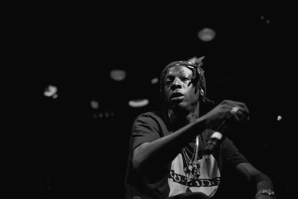 schoolboy/joey badass @ Electric Factory in Philadelphia