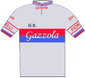 Gazzola - Giro d'Italia 1960