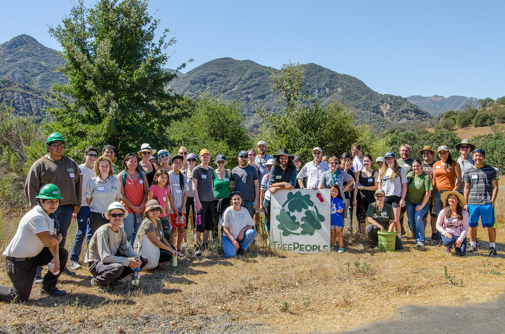 National Public Lands Day - Malibu Creek State Park 9/24/16