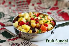 Fruit sundal