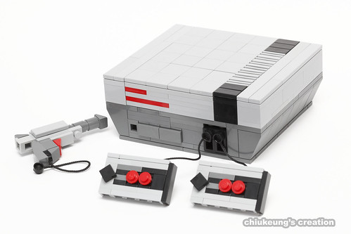 A Lazy Saturday Morning With Chiukeung S Lego Nes The