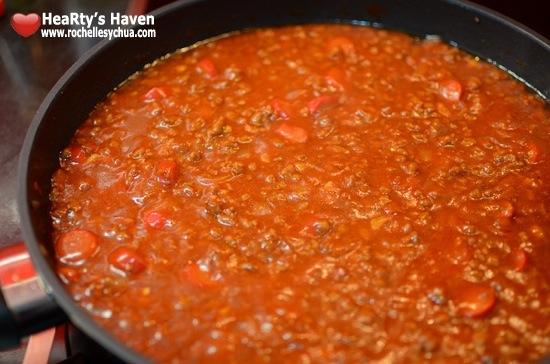 Recipe Pinoy Spaghetti Sauce