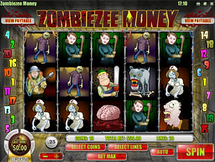 Zombiezee Money slot game online review