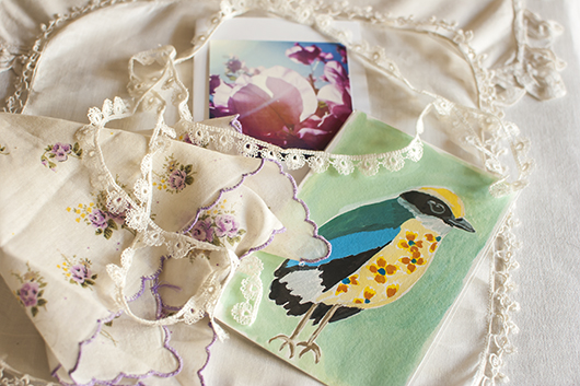 handmade joy in the mail_1