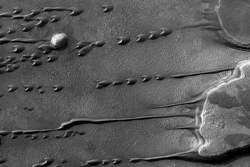 Marte - dune