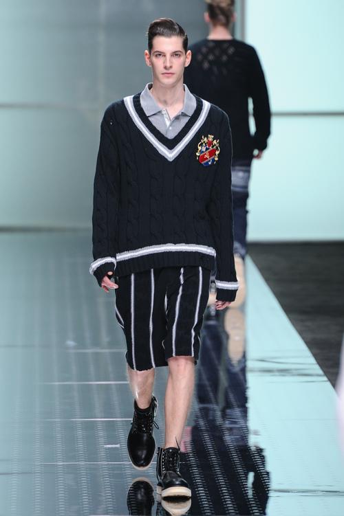 Maxime Bergougnoux3059_FW13 Tokyo mastermind JAPAN(Fashion Press)