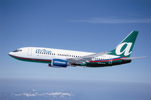 AirTran Airways: Aerolinea de Bajo Coste subsidiaria de Southwest Airlines