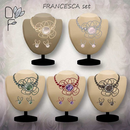 FRANCESCA set colors