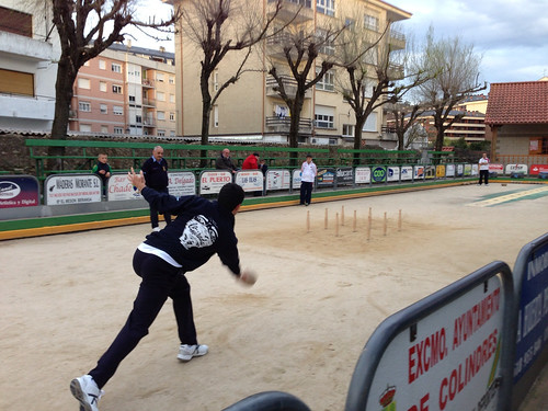 Cantabrian Bowling