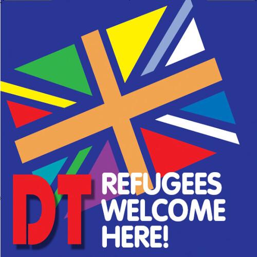 DT Refugees Logo by Kara 2