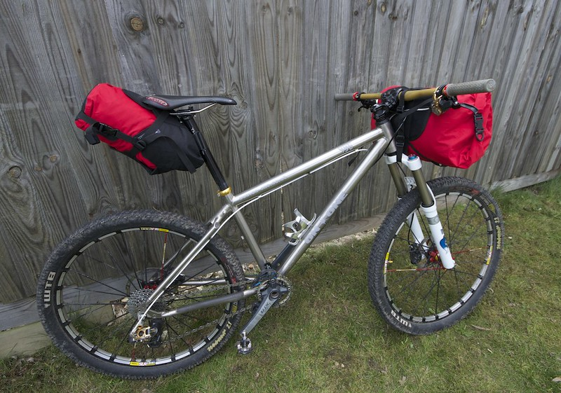 Bikepacking Systems...