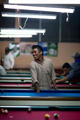 Pool Player, Jinotega Nicaragua