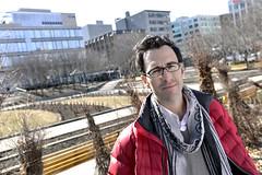 Jonathan Roberge, professeur au Centre Urbanisation Culture Société de l'INRS