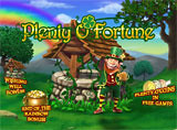 Online Plenty O'Fortune Slots Review