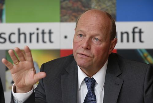 Wirtschaftspressekonferenz 2013 Stuttgart