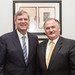 Sec. Vilsack and Corn Growers Assoc. Pres. Fred Yoder