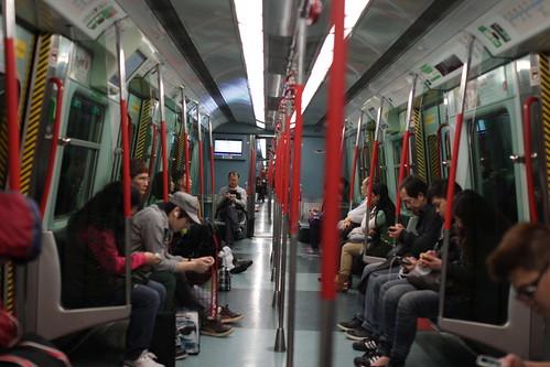 HK metro