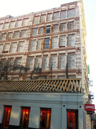 -building in SoHo