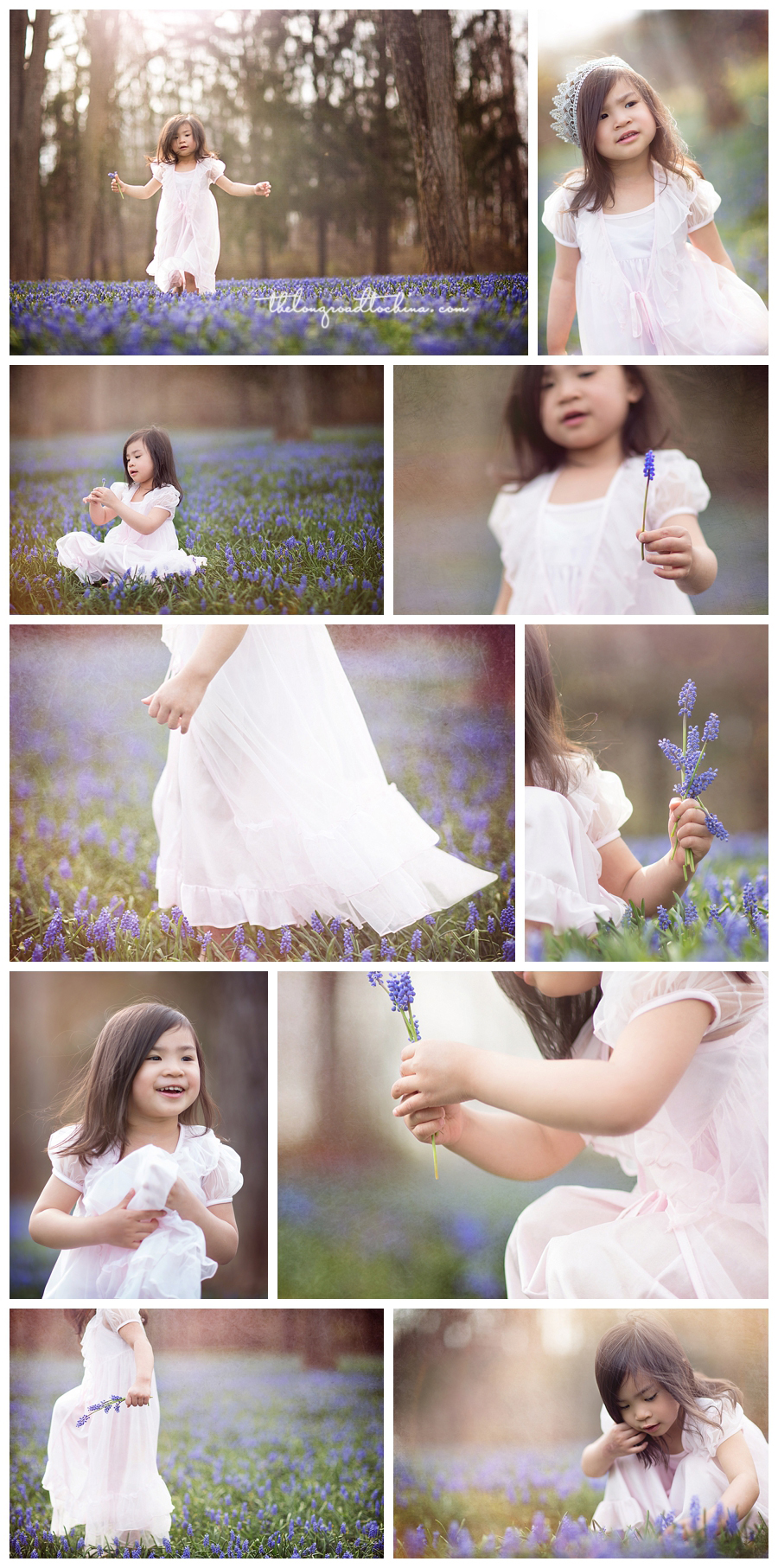 Reagan Blue Bell Collage Blog 2