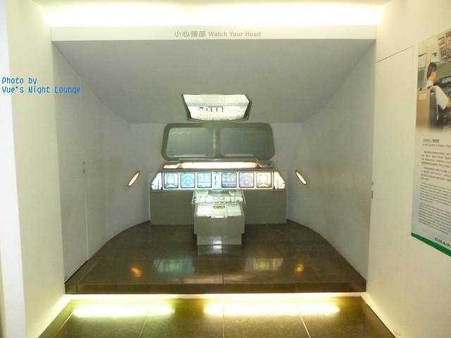MD-11模擬駕駛艙實景