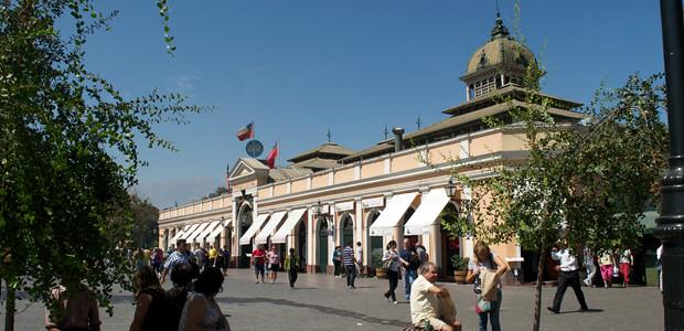 Santiago - Mercado Municipal