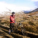 Me on the Lonscale Fell Loop