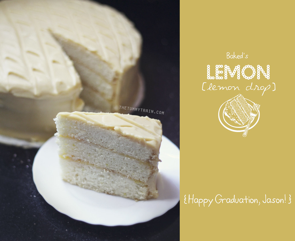 8648902634 7b634dfa75 b - Lemon cakes and well wishes