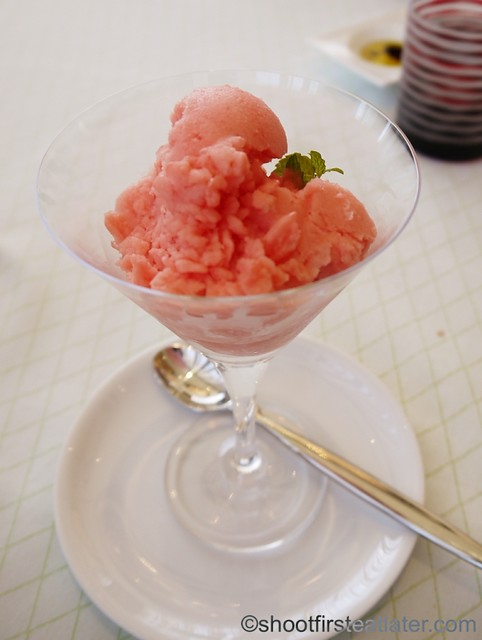 watermelon sherbet