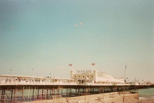 Brighton Pier - 1993