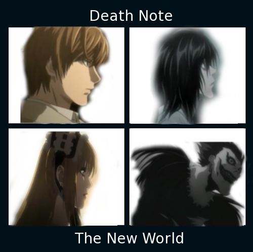 DeathnoteAlbum