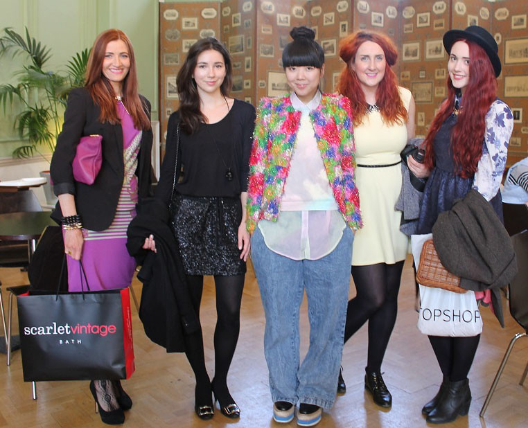 Bath in Fashion Blogger Award Finalists With Susie Bubble