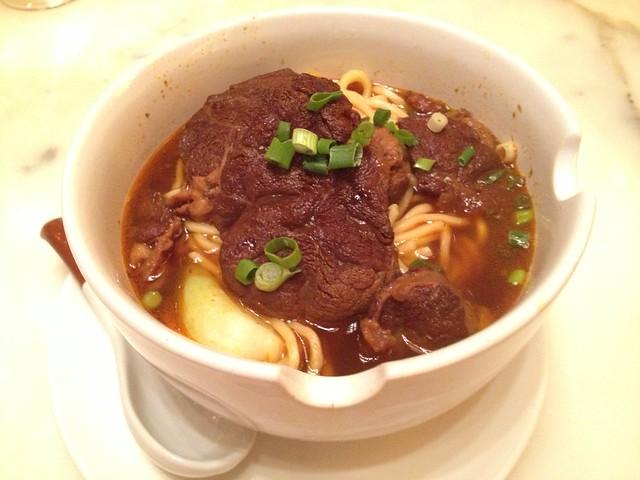 Mandarin beef stew noodle - Noodles