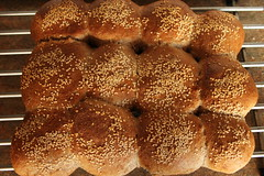 baking, bread, whole grain, baked goods, food, dish, cuisine,
