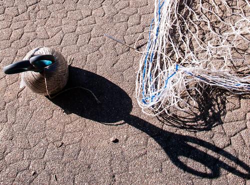 Net mending