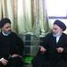 زيارة السيد صدر الدين القبانجي