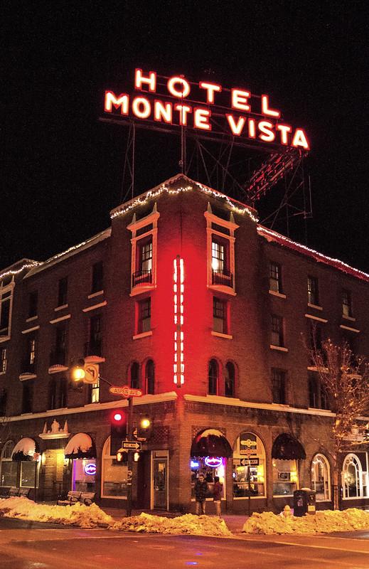 Hotel Monte Vista