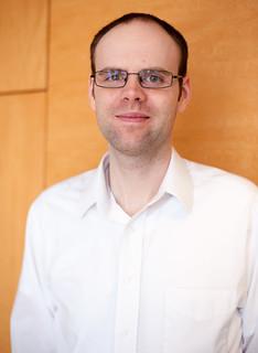 Senior Lecturer Joshua Gottemoller