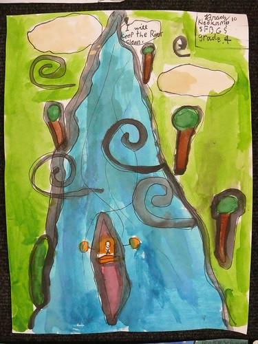 river art