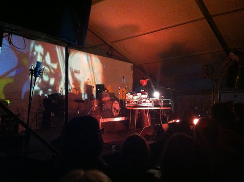 Silver Apples - Austin Psych Fest 2013