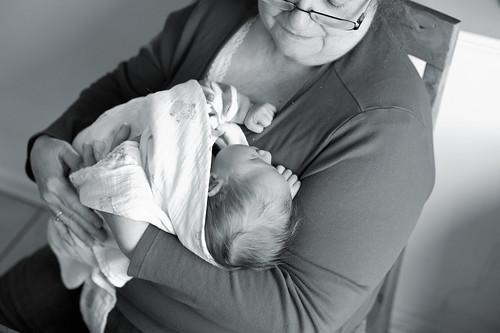068 Grandma Hietala Cooper 2 weeks old