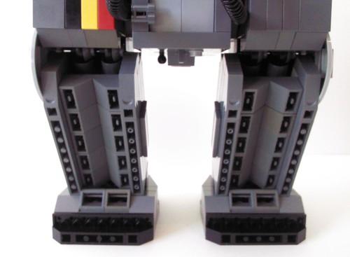 Back/Legs