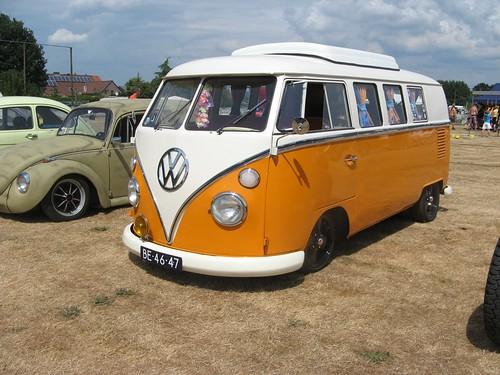 BE-46-47 Volkswagen Transporter SO-42 camper 1964
