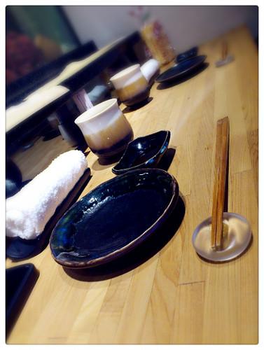 昇壽司_餐具很重要