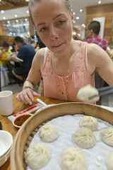 Best Dumplings ever @ Din Tai Fung - Marina Bay Sands Singapore