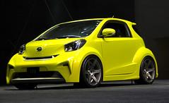 smart car neon IQ