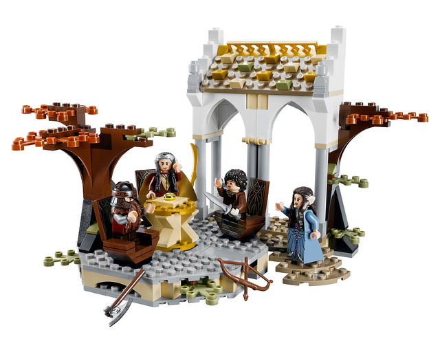 LEGO The Lord of the Rings 79006 - The Concil of Elrond