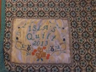 Isla's Quilt
