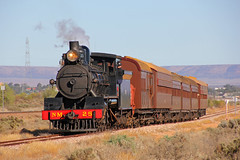 Pichi Richi Railway - ANZAC Weekend